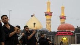 La fête de l'Achoura est observée par les Chiites à travers le monde musulman