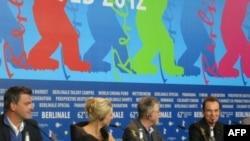 На пресс-конференции Berlinale-2012