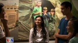 Nxënësit nga Ballkani në SHBA