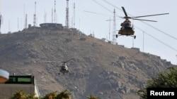 아프가니스탄 군 헬리콥터(자료사진)