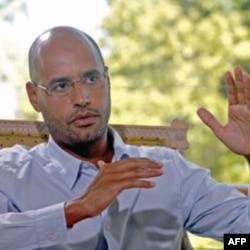 Saif al-Islom, Muammar Qaddafiyning o'g'li