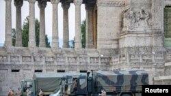 اٹلی میں برگامو شہر فوج کے حوالے کر دیا گیا ہے۔