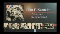 JFK Murder in Witnesses' Words (VOA On Assignment Nov. 22)