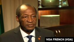 Blaise Compaoré, Président du Burkina Faso