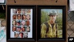 Fotos de los 19 bomberos muertos en el fatal incendio en Yarnell, Arizona, la semana pasada.