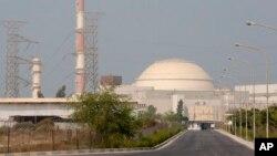 په بوشهر کې د ایران اټومي بټۍ