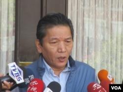 台湾在野党亲民党立委李鸿钧
