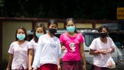 H1N1 တုပ္ေကြးႏွိမ္နင္းေရး WHO ကိုျမန္မာပန္ၾကား