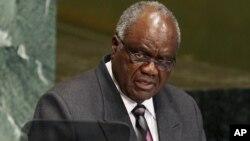 Presiden Namibia, Hifikepunye Pohamba dinilai berhasil memajukan demokrasi selama masa jabatannya (foto: dok).