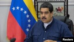 Президент Ніколас Мадуро