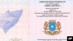 Baasaboorka Somalia oo Muqdisho lagu Daabici Doono