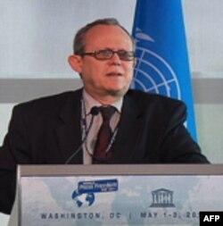 Specijalni reporter slobode mišljenja u UN, Frenk La Ru