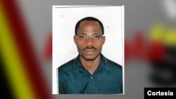António Afonso Kileba, secretário adjunto do Sindicato dos Enfermeiros de Angola