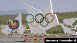 1988년 9월에 치뤄진 서울 하계 올림픽.
