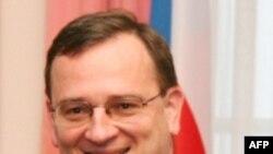 Thủ tướng Cộng hòa Czech Petr Necas