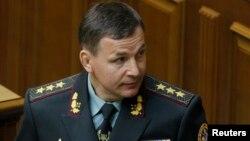 Міністр оборони України Валерій Гелетей