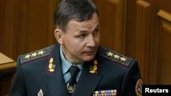 乌克兰国防部长瓦列里·谢列特
