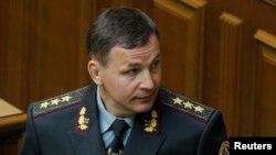 우크라이나의 페트로 포로셴코 대통령이 3일 발레리 레테이 신임 국방장관(사진)을 임명했다.