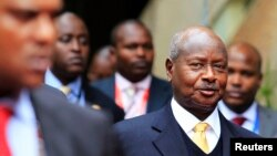 Presiden Uganda Yoweri Museveni mengatakan ia akan menandatangani undang-undang anti-gay (Foto: dok).