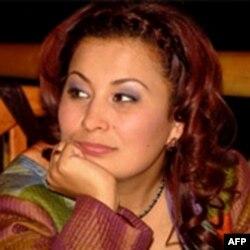 Nargis Ziyavutdinova AQShda 2002 yilda bo'lgan