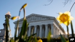 APTOPIX Supreme Court Redistricting