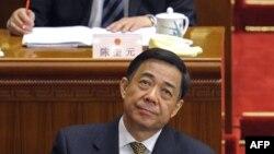 Ông Bạc Hy Lai (Ảnh chụp ngày 5/3/2012 khi ông còn tại chức)
