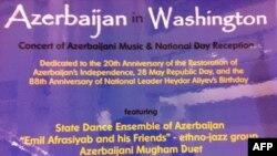 Vaşinqtonda Respublika gününün 93-cü ildönümü konsert proqramı ilə qeyd edilib (VİDEO)