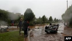 Queensland là bang bị tác động nặng nề nhất, mức thiệt hại do trận lụt gây ra có thể lên tới tổng cộng 13 tỉ đôla