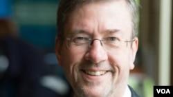 Daniel Hamilton, ekspert Škole za napredne međunarodne studije Univerziteta Johns Hopkins u Washingtonu