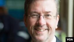 Daniel Hamilton, ekspert za Evropu na Univerzitetu Džons Hopkins u Vašingtonu.