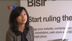 Farina Situmorang Pasarkan Teknologi Bislr ke Asia - Liputan Feature VOA