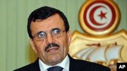 Perdana Menteri Tunisia Ali Larayedh (Foto: dok).
