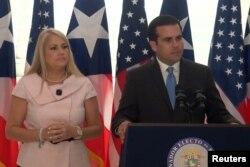 Wanda Vázquez será la segunda mujer gobernadora de Puerto Rico.