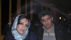 دو دختر دوقلوی ايرانی آزادی مادر خود را از پرزيدنت اوباما خواستار شدند