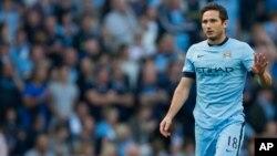 Sabon kucin kungiyar Chelsea Frank Lampard