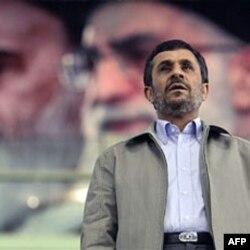 Mahmud Ahmadinajod, Eron prezidenti