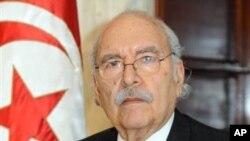 Fouad Mabazza, président tunisien par intérim
