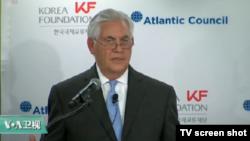 时事看台:蒂勒森有关美国愿意与朝鲜对话的表态引发不同反应