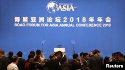 VOA连线(叶兵):中国提金融开放举措 称无关美中贸易冲突