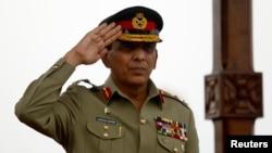 Tư lệnh Quân đội Pakistan, Đại tướng Ashfaq Parvez Kayani.
