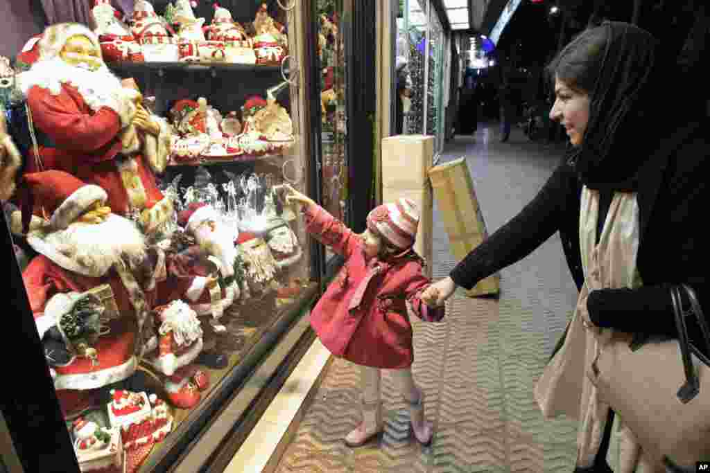 عکس هایی از کریسمس در ایران