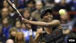 Venus Williams, de 31 años, ya ha sufrido varios quebrantos de salud.