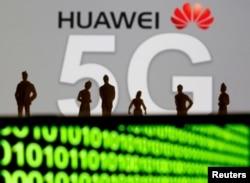 華為5G網絡標識