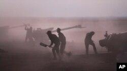 El ejército sirio ha lanzado una ofensiva al centro y norte de Siria ayudado por los ataques aéreos rusos.