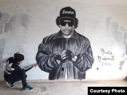 Eazy-E (FOTO Roots Riddimz)
