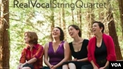 Real Vocal String Quarter musiqi qrupu