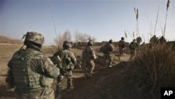 NATO troops in Afghanistan (FILE)
