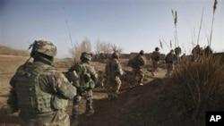 NATO troops in Afghanistan (FILE)