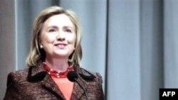 Клинтон и глобальная женская инициатива