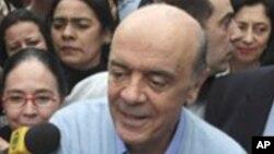 José Serra, ministro das Relações Exteriores do Brasil